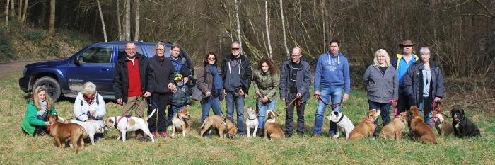 Conti Treffen Landesgruppe Rheinland Pfalz
